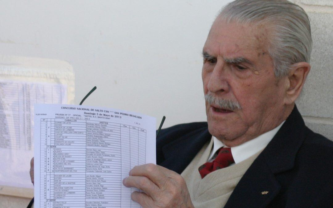 Fallecimiento de  D.  JOSÉ ANTONIO AUTRÁN ARIAS-SALGADO, Marqués de Esteva de las Delicias