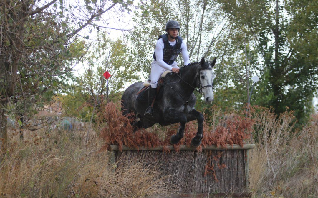 Éxito del Concurso Completo de Equitación de Riocabado(Ávila)